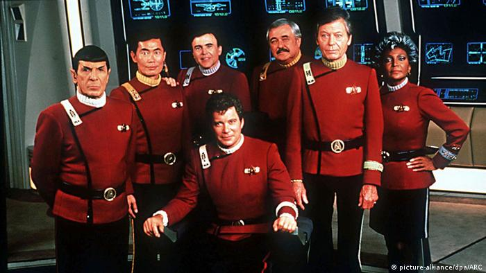 Star Trek Film The Final Frontier (Foto: picture-alliance/dpa/ARC)