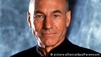 Patrick Steward als Captain Jean-Luc Picard (Foto: dpa)