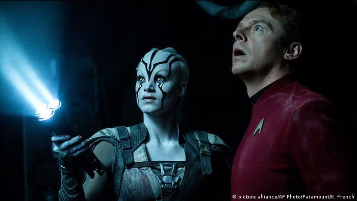 Star Trek Beyond 2016, Filmszene (Foto: dpa)
