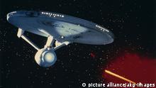 2-F81-S242 (121318) 'Star Trek - Der Film'/ Die 'Enterprise' Film: 'Star Trek - der Film' (Star Trek - The Motion Picture) (USA 1979; Regie: Robert Wise; Buch: Harold Livingston, nach Alan Dean Foster und Gene Roddenberry). - Die 'Enterprise'. - | picture alliance/akg-images