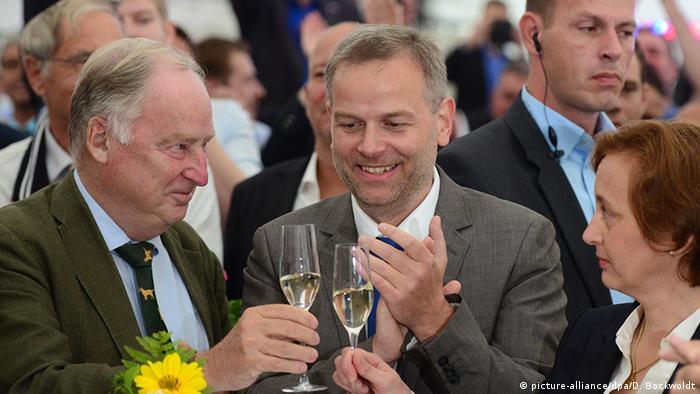 O deputado federal Leif-Erik Holm