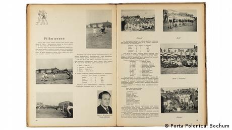 Polnische DPs in Fulda 1946, Fussball (Porta Polonica, Bochum)