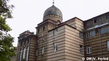 Eine Synagoge in Lwiw Autor: Viktoria Pryhid - DW-Korrespondentin in Lwiw (Ukraine) Schlagwörter: Lwiw, Lemberg, Ukraine, Juden, Holocaust Copyright: DW/V. Pryhid