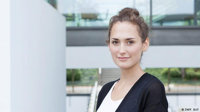 DW Volontärsjahrgang 2016-2018 Mariel Müller