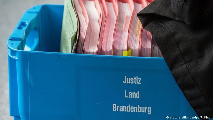 Korruptionsprozesses um Schmiergeldverdacht am Flughafen BER