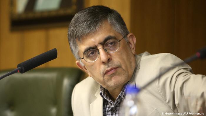Iran Gholamhossein Karbaschi ehemaliger Bürgermeister in Teheran