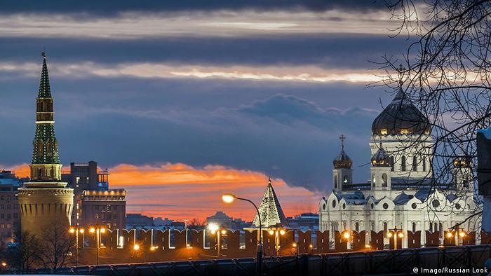 Der Kreml in Moskau (Foto: Imago)