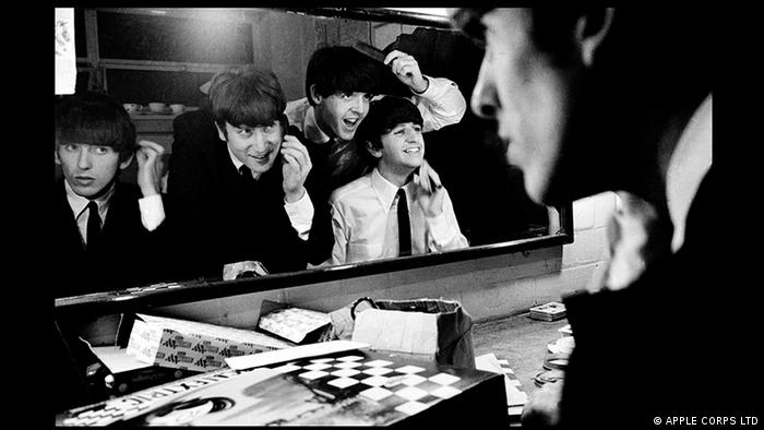 Film still from The Beatles: 'Eight Days A Week – The Touring Years' (Copyright: APPLE CORPS LTD)