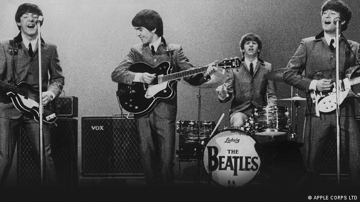 Still from the film 'The Beatles: Eight Days A Week - The Touring Years' (APPLE CORPS LTD)