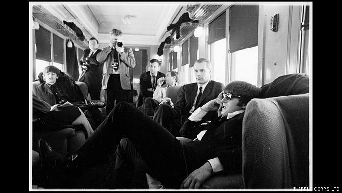 The Beatles: Film still from 'Eight Days A Week – The Touring Years' (Coypright: APPLE CORPS LTD)