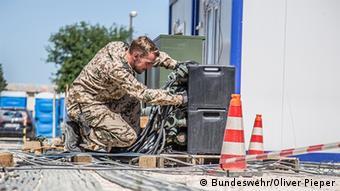 Türkei Bundeswehr Einsatz in Incirlik