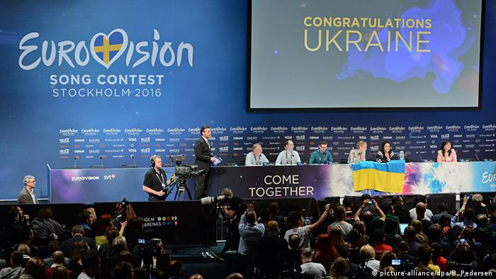 Eurovision Song Contest (picture-alliance/dpa/B. Pedersen)