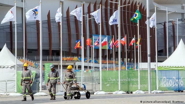 Паралимпийские игры в Рио