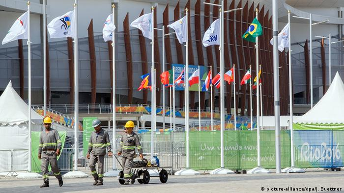Brasilien Rio Paralympics 2016