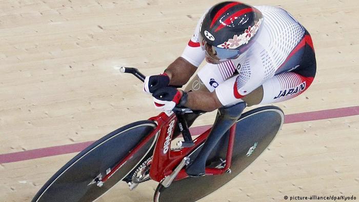 Brasilien Rio Paralympics 2016 Masaki Fujita aus Japan