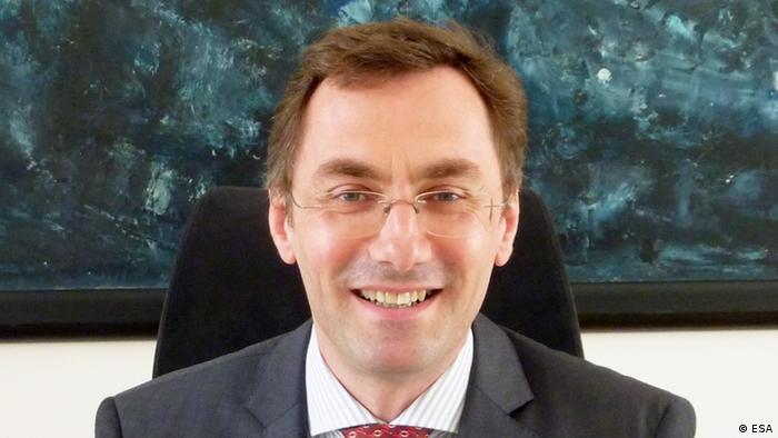 Kai-Uwe Schrogl ESA