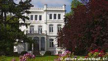 Villa an der Aussenalster Hamburg Deutschland