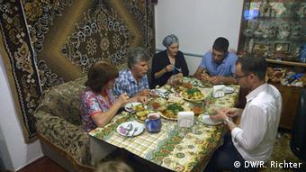 В семье Османовых