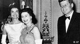 Bildergalerie Queen Elizabeth II