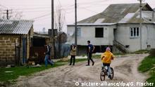Krim Krimtataren in Bachtschyssaraj