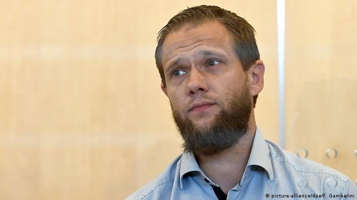 Sven Lau is being tried for allegedly supporting the terror group Jamwa in Syria