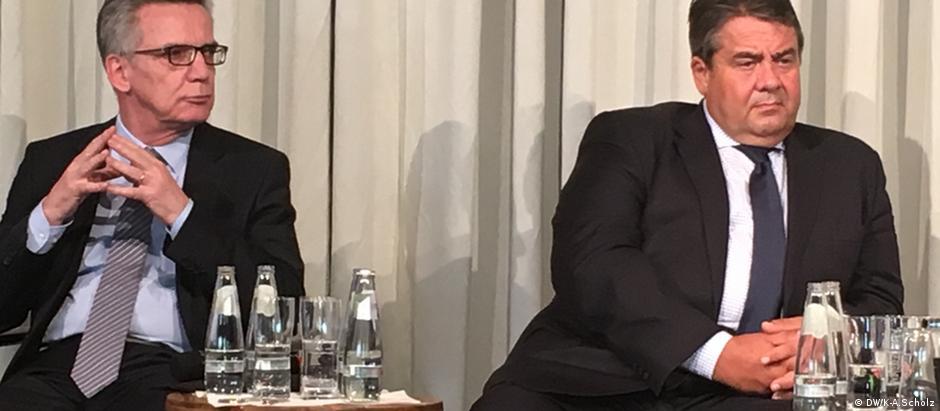 Βερολίνο: Ενδοκυβερνητικές «κόντρες» για την ασφάλεια