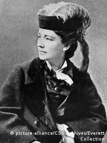USA historische Präsidentschaftskandidatin Victoria Woodhull