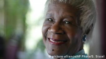 USA historische Präsidentschaftskandidatin Shirley Chisholm