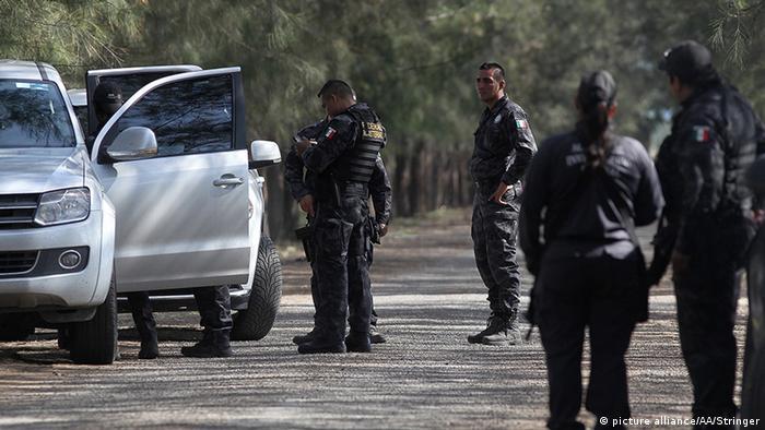 Derriban helicóptero policial en México: cuatro muertos