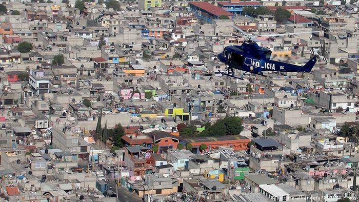 Mexiko Polizisten (picture-alliance/u78/ZUMA Press)