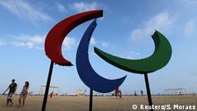 Brasilien Paralympics Rio 2016