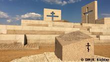 Russland Stalingrad Deutsches Ost-West-Wirtschaftsforum stiftet Friedenskapelle