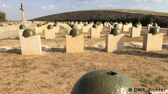 Το νεκροταφείο Ροσόσκα