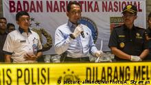 Indonesien The National Narcotics Agency - Budi Waseso