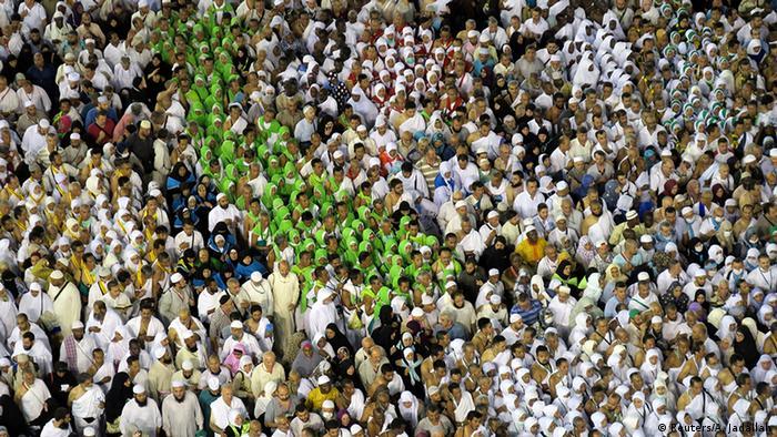 Mekka Pilgerfahrt Hadsch (Reuters/A. Jadallah)