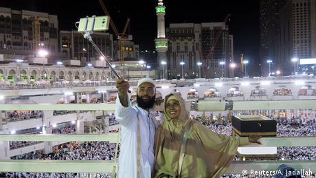 Mekka Pilgerfahrt Hadsch