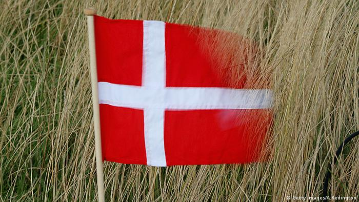 Dänemark Flagge (Getty Images/A.Redington)
