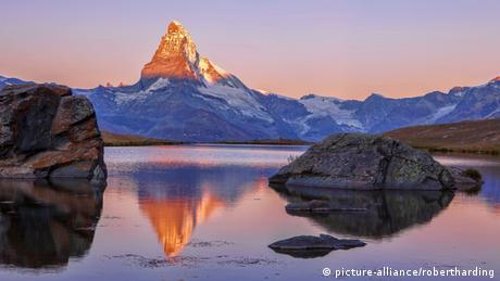 Schweiz Matterhorn