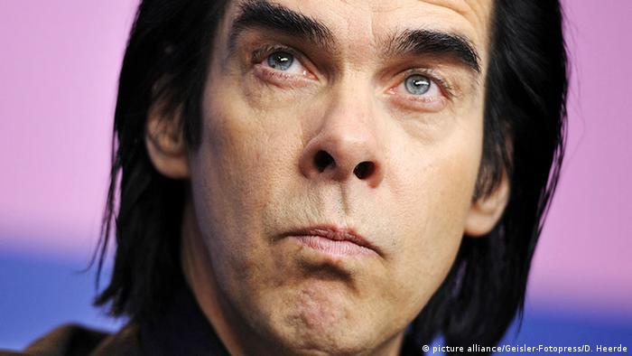 Kultur Nick Cave (picture alliance/Geisler-Fotopress/D. Heerde)