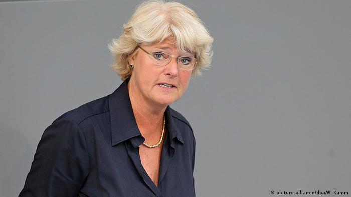 Deutschland Kulturstaatsministerin Monika Grütters