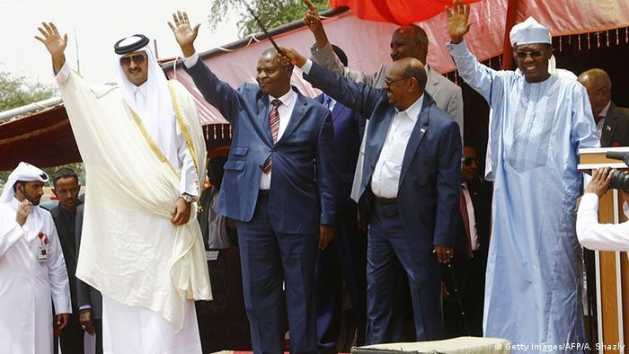 Darfur Ende des Konflikts verkündet