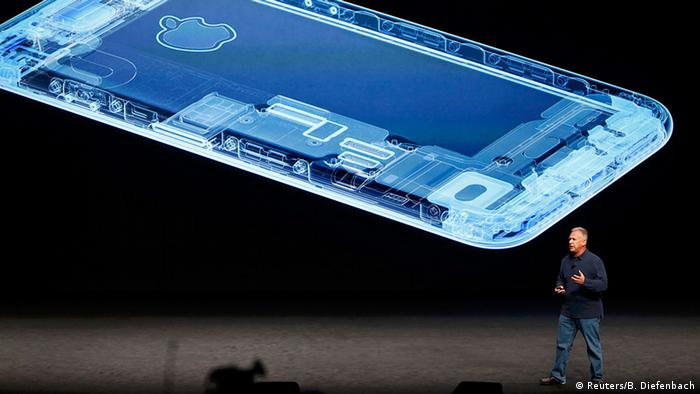 Phil Schiller presents iPhone 7 in San Francisco