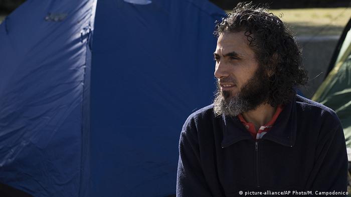 Former Guantanamo inmate ends hunger strike
