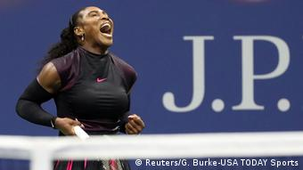 USA Tennis US Open Serena Williams in New York
