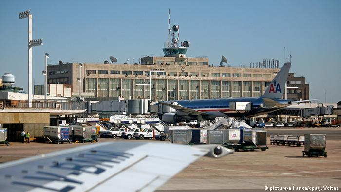 Buenos Aires - Flughafen Ezeiza