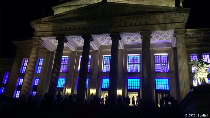 Deutschland Berliner Konzerthaus am Gendarmenmarkt