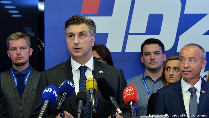 Kroatien Andrej Plenkovic Politiker