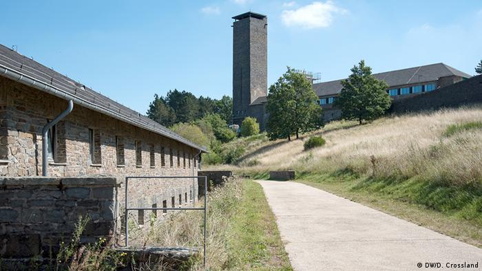 Ordensburg Vogelsang, Copyright: DW/D. Crossland
