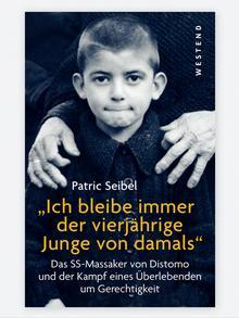 Ο τετράχρονος Αργύρης Σφουντούρης δεσπόζει στο εξώφυλλο του βιβλίου