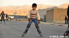 Afghanistan - Skating in Bamiyan